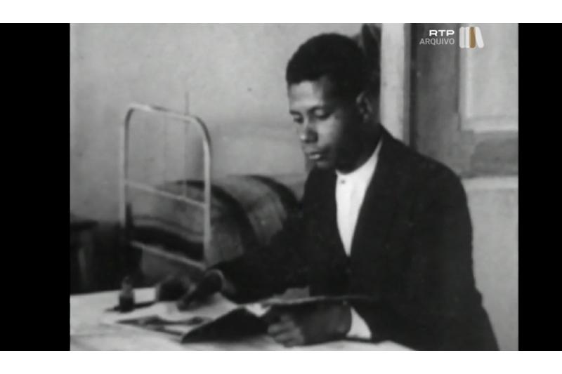 """Pioneiro contra o """"crime da colonização"""", M. Domingues fez da escrita arma"""