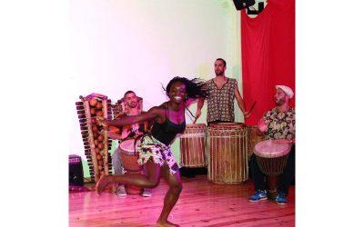 Das raízes ancestrais aos movimentos, todas as danças vão dar a África