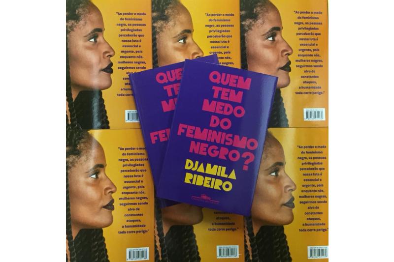 Quem tem medo do feminismo negro? – romper a máscara do silêncio