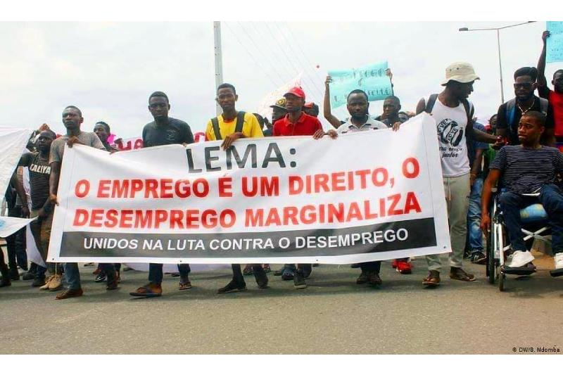 """""""Não é esta Angola que sonhamos"""" – o grito de Luanda que ecoa em Lisboa"""