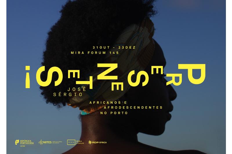 A presença africana no Porto, pelo foco do fotojornalista José Sérgio