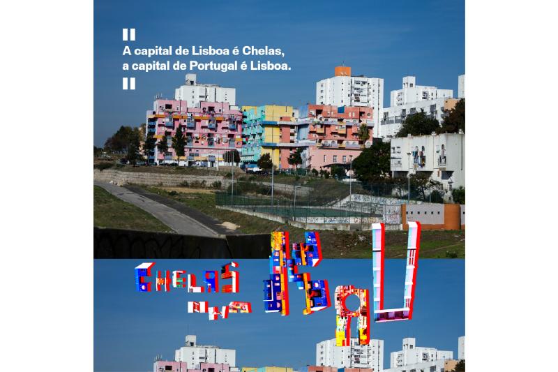 Chelas proclamada a capital de Lisboa, com honras de grande ecrã