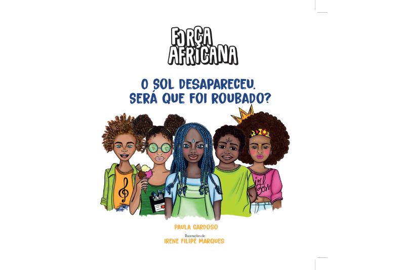 Força Africana: pela representatividade negra na literatura infanto-juvenil!