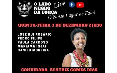 Mulher negra portuguesa e activista anti-racista – a voz de Beatriz G. Dias