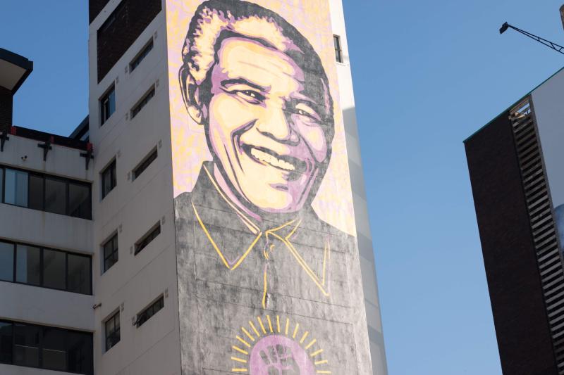 Uma viagem ao encontro da História e do legado de Nelson Mandela