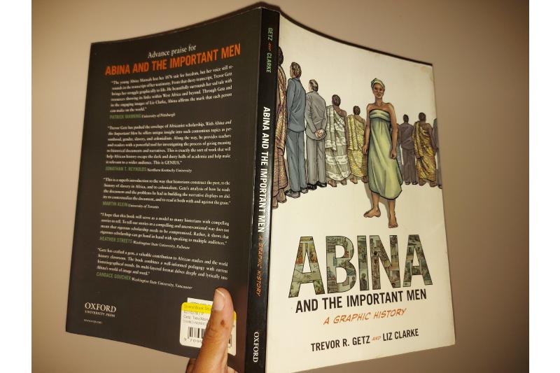"""Um livro para a História daqueles que """"não têm história"""""""