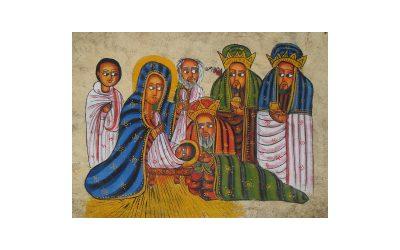 O 25 de Dezembro que nasceu em África, e se faz presente no Natal