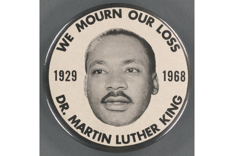 A vida de Martin Luther King, da mudança de nome profética ao sonho histórico