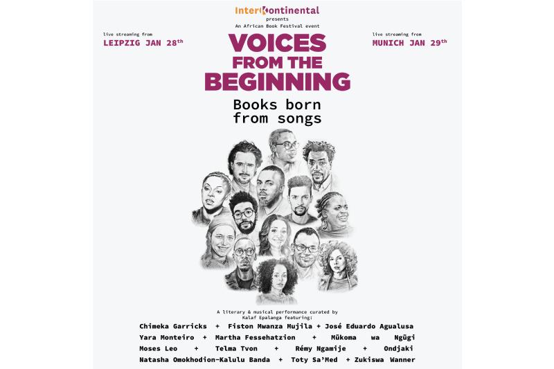 O Festival do Livro Africano que nos dá música, ao ritmo de Kalaf Epalanga