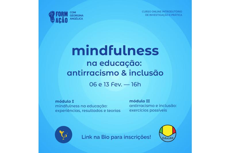 Plano para desconfinar a Educação, com mindfulness, anti-racismo e inclusão