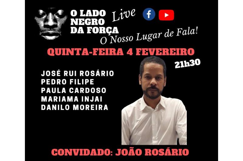As outras vidas na história do jornalista João do Rosário vão dar que falar