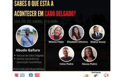 O que está a acontecer em Cabo Delgado? Vamos saber, pela voz de quem lá vive