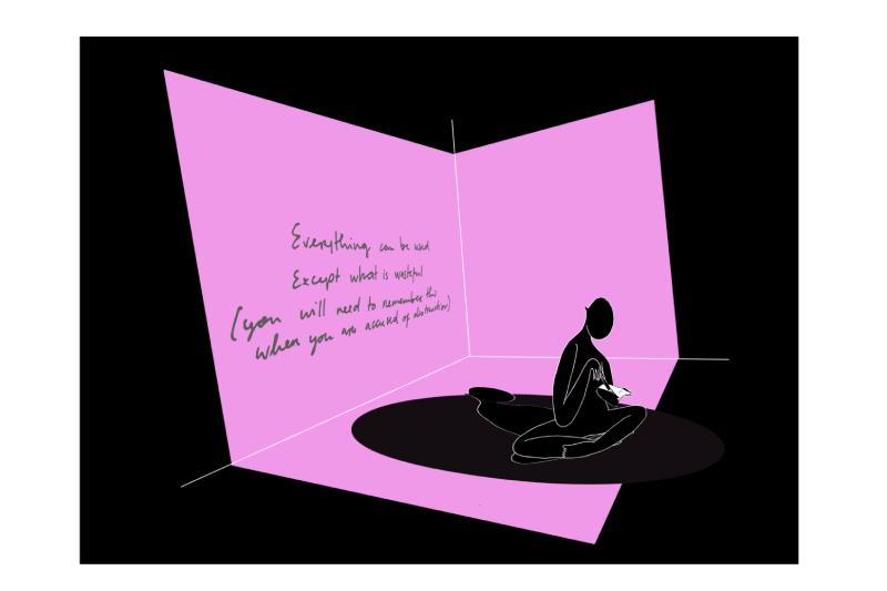 Da protecção contra a violência à cura na Tabanka, pela arte de Petra von Preta