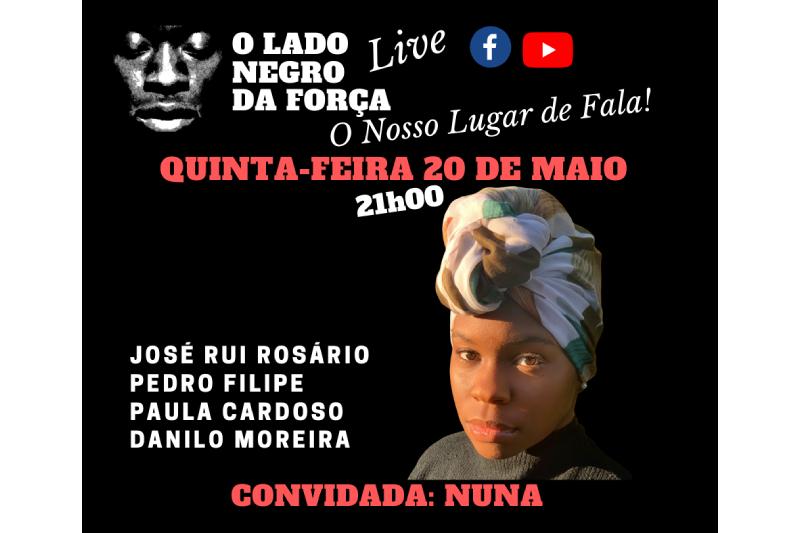 Ao encontro do movimento afrofuturista, pela luta anti-racista de Nuna