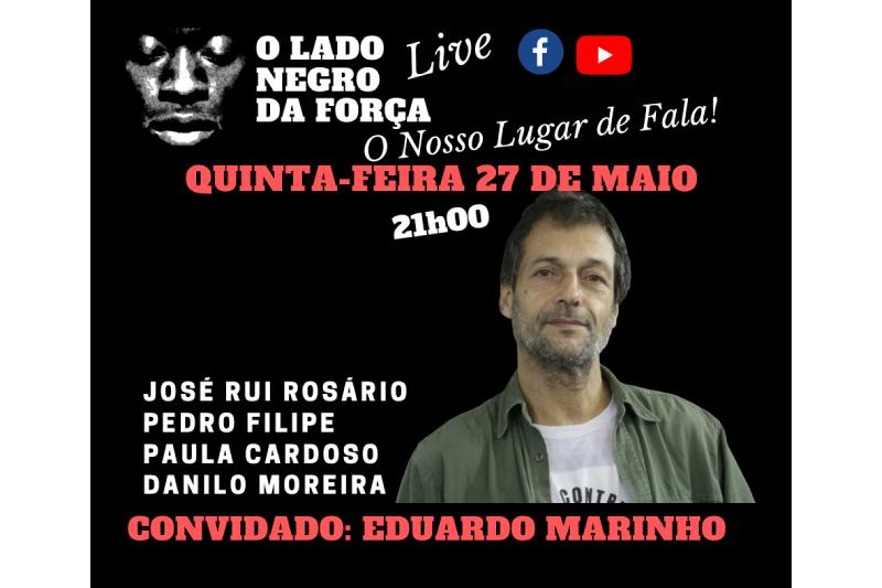 A vida de Eduardo Marinho já deu dois filmes – para observar e absorver