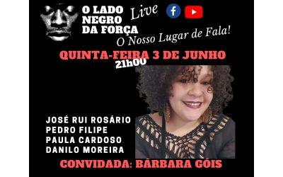 """Entre """"Semear o Futuro"""" e """"Uma lésbica socialista"""", a acção de Bárbara Góis"""