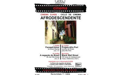 Um mês de Cinema Afrodescendente em Lisboa, num ciclo que estreia hoje