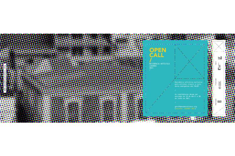 """""""Fronteiras Perdidas"""" de acesso a Luanda, destino de residência artística"""