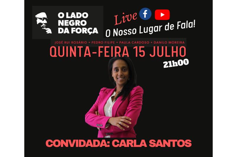 Entre o activismo e os negócios, Carla Santos ergue uma embaixada da paz