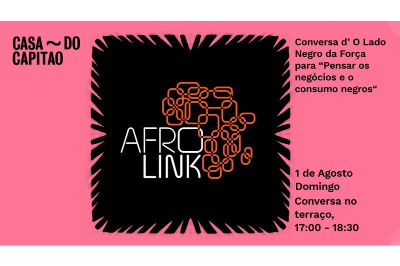 O Lado Negro da Força aponta os caminhos que levam ao Mercado Afrolink