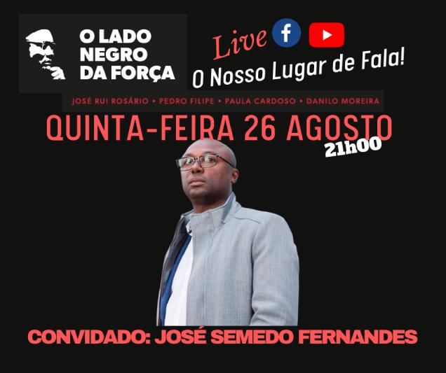 José Semedo Fernandes enfrenta a violência policial com a lei, e a força BSF