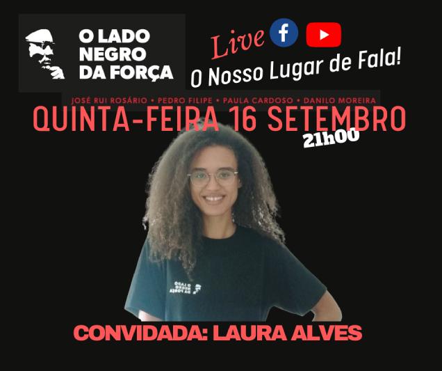 Activismo com ciência – a fórmula do futuro e da herança de Laura Alves