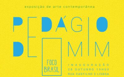 """A diáspora em estado de arte, que cabe em """"Pedágio de mim – Foco Brasil"""""""