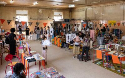 O regresso do Mercado Afrolink, para mais um fim-de-semana de negócios