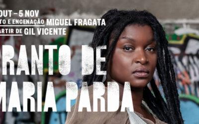 Cinco séculos de Lisboa no Pranto de Maria Parda, vivida por Cirila Bossuet
